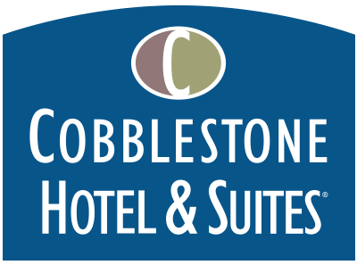 Logo for Cobblestone Inn & Suites Linton