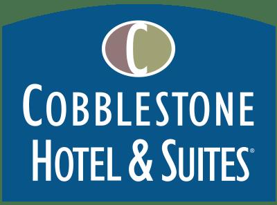 Logo for Cobblestone Inn & Suites at UW Stout Downtown Menomonie