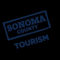 Logo for Sonoma County Tourism