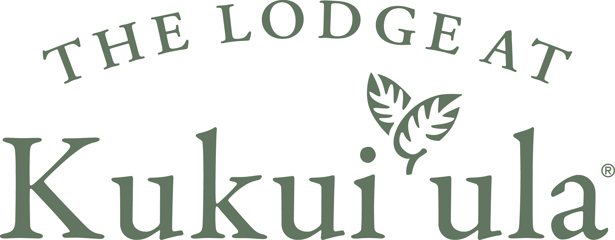Logo for The Lodge at Kukui'ula