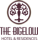 Logo for Bigelow Hotel and Residences, An Ascend Collection Member