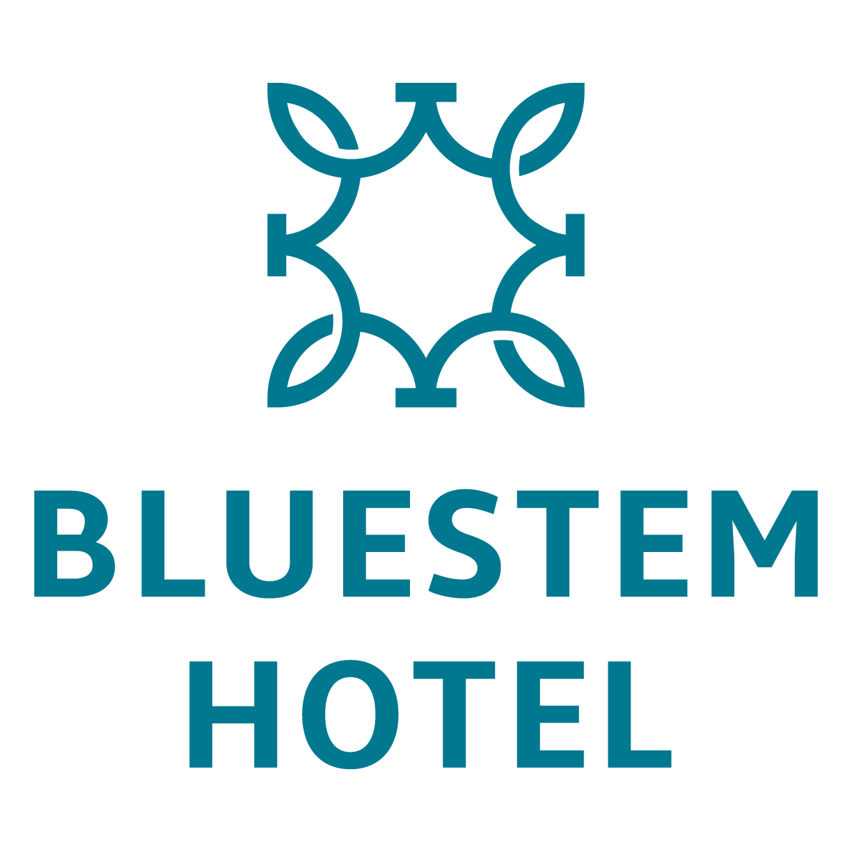 Logo for Bluestem Hotel, An Ascend Hotel Collection Member