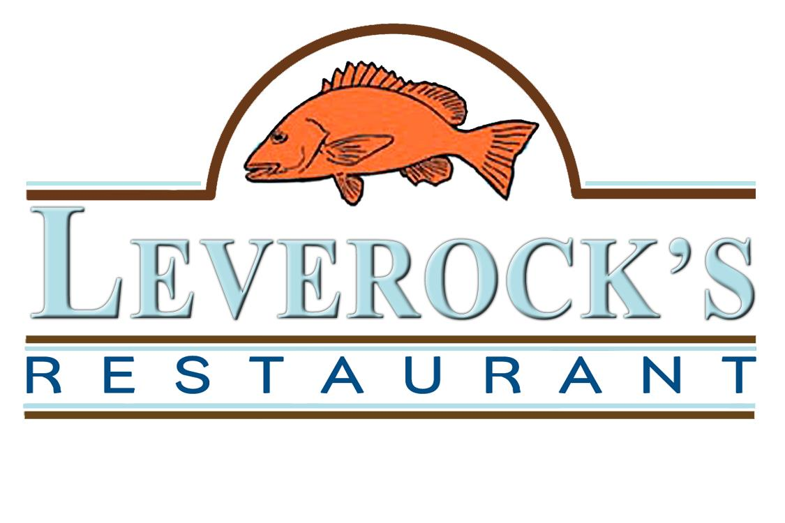 Logo for Leverock's Restaurant