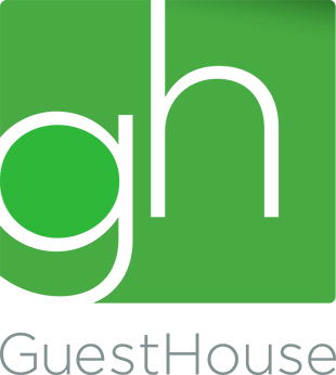 Logo for GuestHouse Inn & Suites Cheyenne
