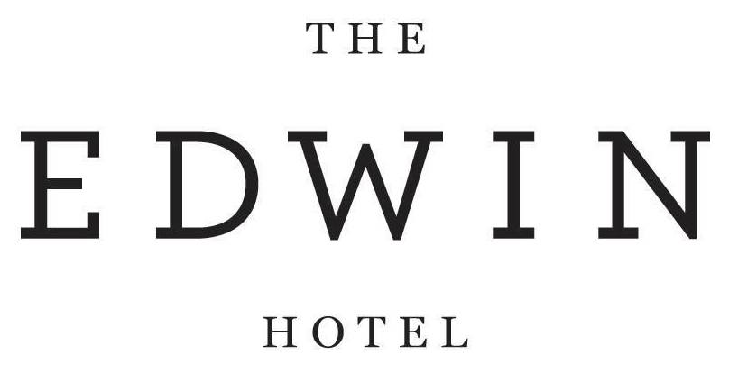 Logo for The Edwin Hotel, Autograph Collection