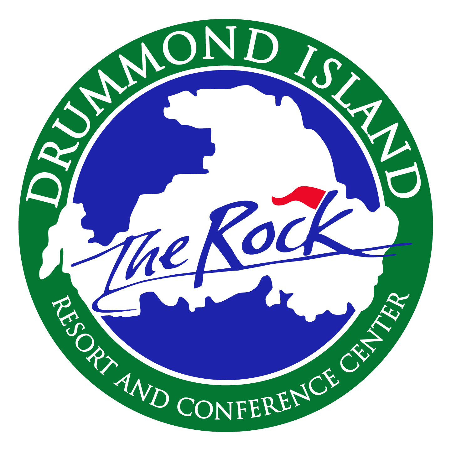 Logo for Drummond Island Resort & Conference Center