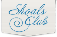 Logo for The Shoals Club