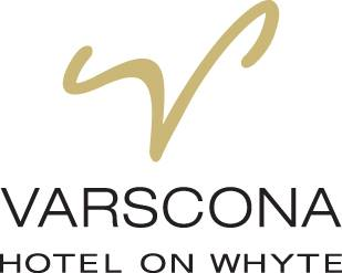 Logo for Varscona Hotel on Whyte