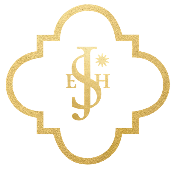 Logo for El San Juan Hotel, Curio Collection by Hilton