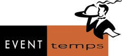 Logo for Event Temps Catering Personnel