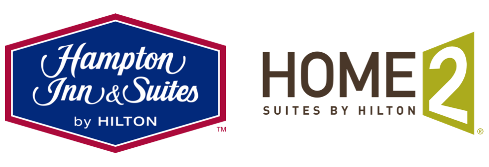 Logo for Hampton Inn & Suites/Home2 Suites by Hilton - Las Vegas Convention Center