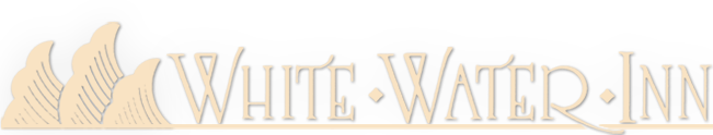 Logo for White Water Inn