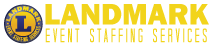 Logo for Landmark Event Staffing Services, Inc - Western PA