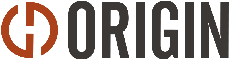 Logo for Origin Hotel