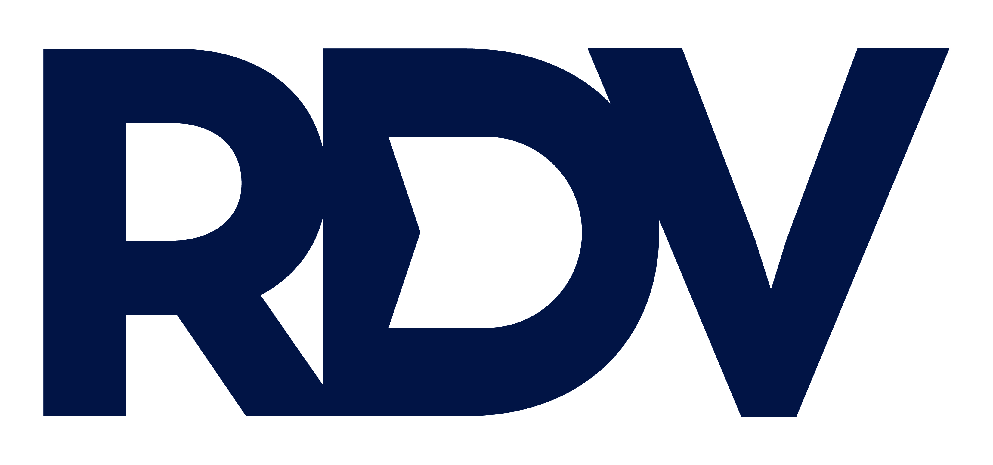 Logo for RDV Corporation