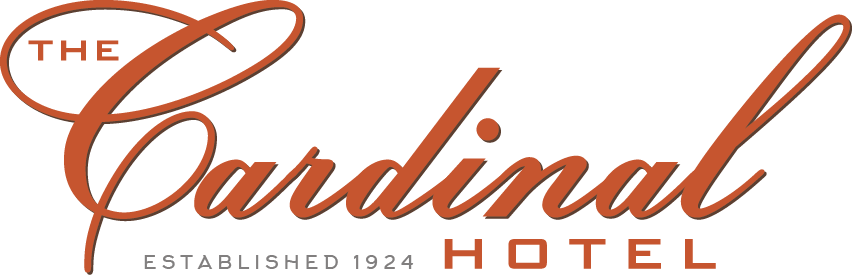 Logo for The Cardinal Hotel