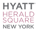 Logo for Hyatt Herald Square New York