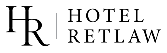 Logo for Hotel Retlaw Remote Sales