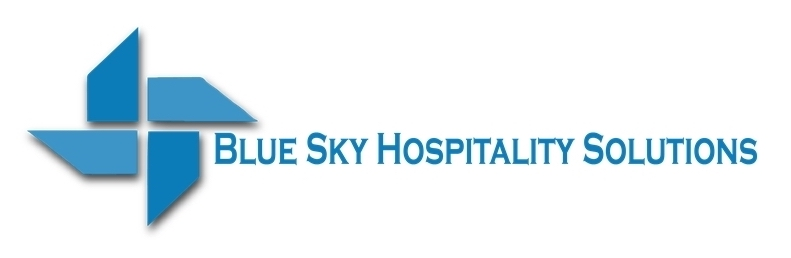 Logo for Blue Sky Hospitality Solutions, LLC