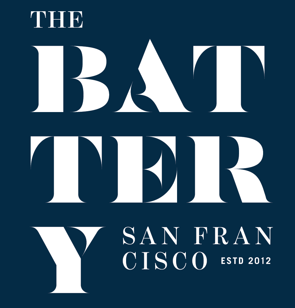 Logo for The Battery