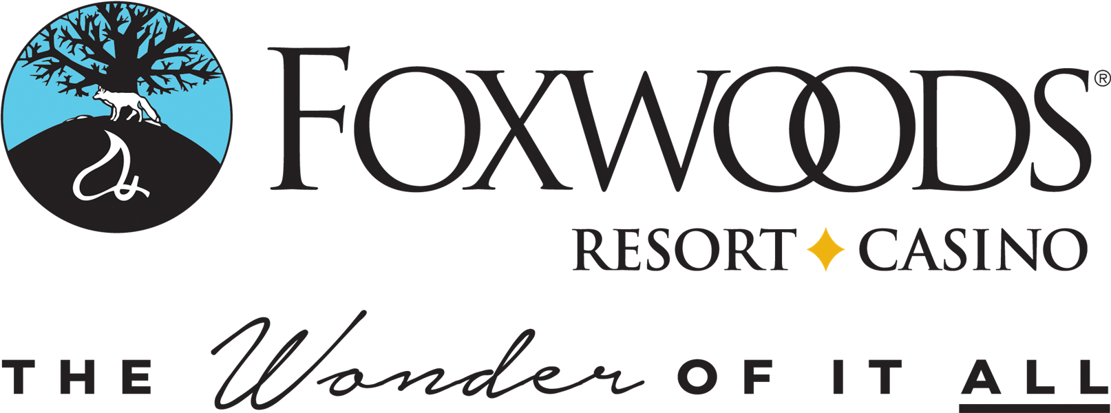 Logo for Foxwoods Resort & Casino
