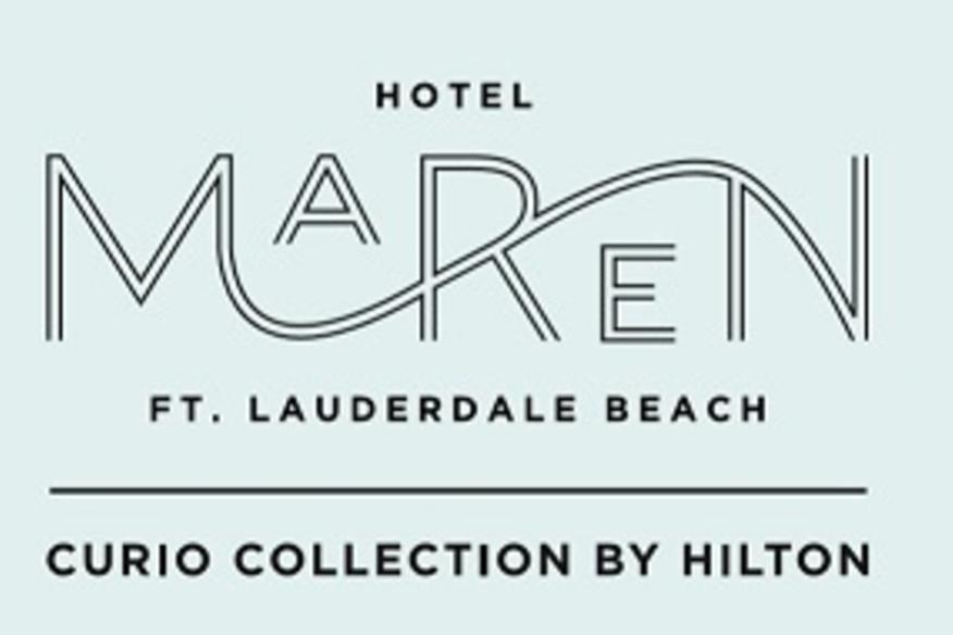 Logo for Hotel Maren Fort Lauderdale Beach, Curio Collection by Hilton