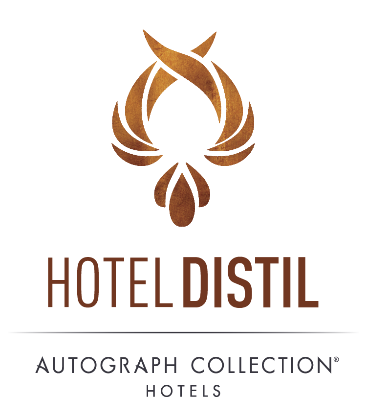 Logo for Hotel Distil, Autograph Collection
