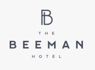 Logo for The Beeman Hotel