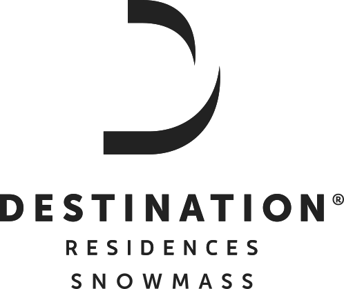 Logo for Destination Residences Snowmass