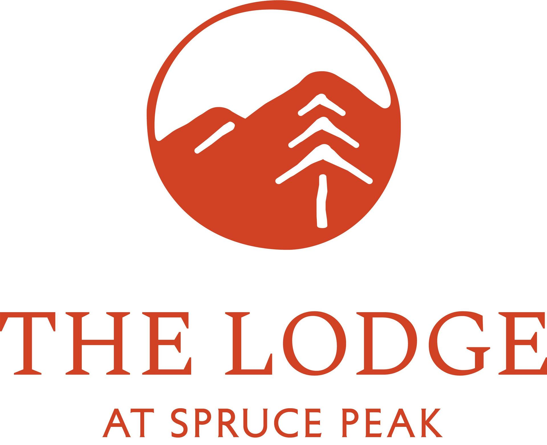 Logo for The Lodge at Spruce Peak