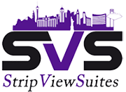Logo for Strip View Suites
