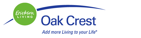Logo for Oak Crest Village