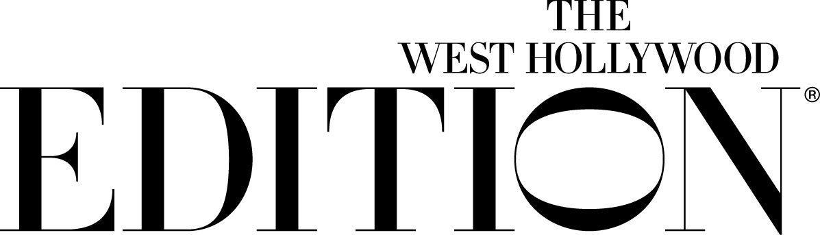 Logo for The West Hollywood EDITION