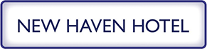 Logo for New Haven Hotel