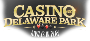 Logo for Casino at Delaware Park
