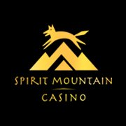 Logo for Spirit Mountain Casino