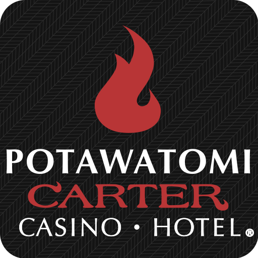 Logo for Potawatomi Carter Casino & Hotel