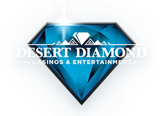 Logo for Desert Diamond Casinos & Entertainment Sahuarita