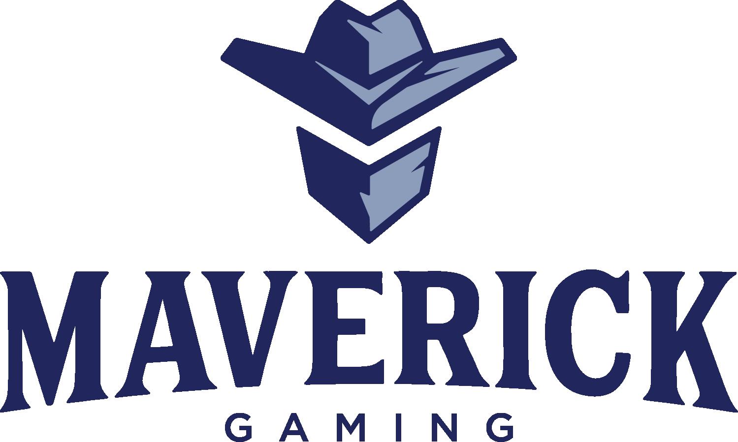 Logo for Maverick Gaming