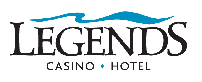 Logo for Legends Casino Hotel