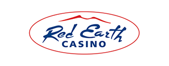 Logo for Red Earth Casino
