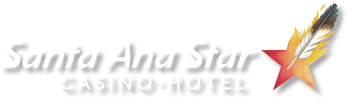 Logo for Santa Ana Star Casino Hotel