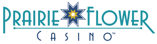 Logo for Prairie Flower Casino