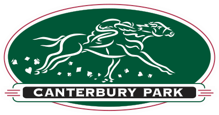 Logo for Canterbury Park