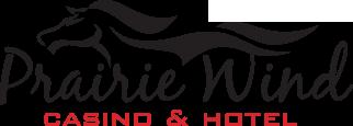 Logo for Prairie Wind Casino & Hotel