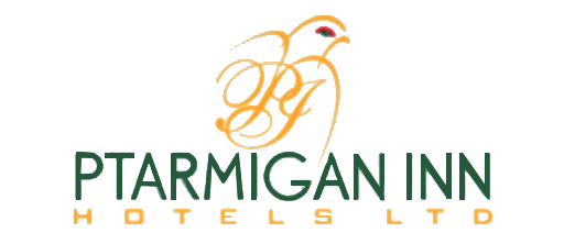 Logo for The Ptarmigan Inn