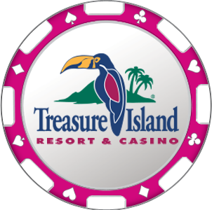 Logo for Treasure Island Resort & Casino