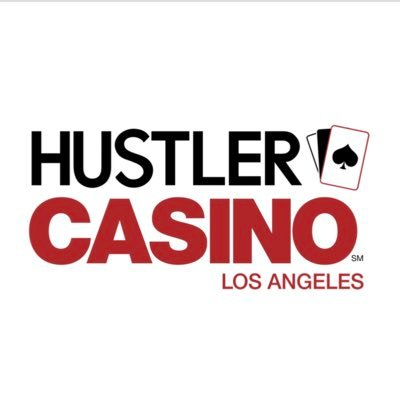 Logo for Larry Flynt's HUSTLER Casino