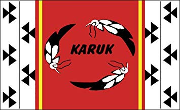Logo for Karuk Tribe