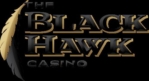 Logo for The Black Hawk Casino